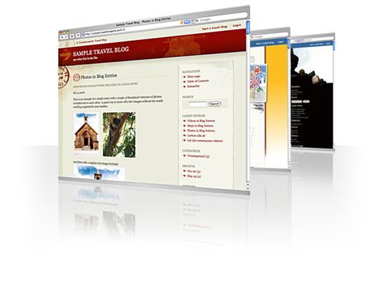 Start your Travel Blog on Travellerspoint