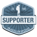 Become a Travellerspoint Supporter
